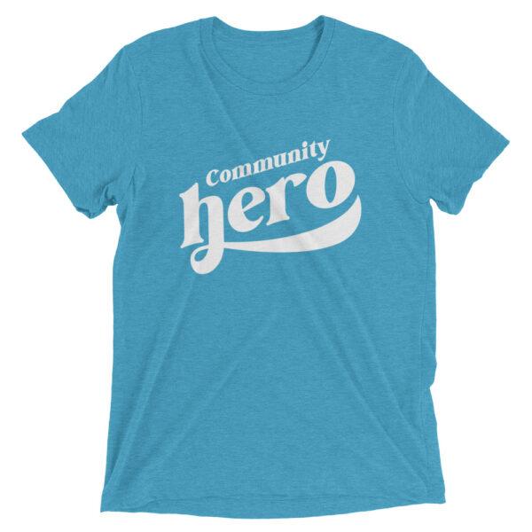 Community Hero Short sleeve t-shirt